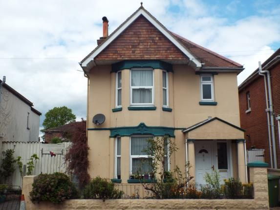 Thumbnail Detached house for sale in Mayflower Road, Shirley, Southampton