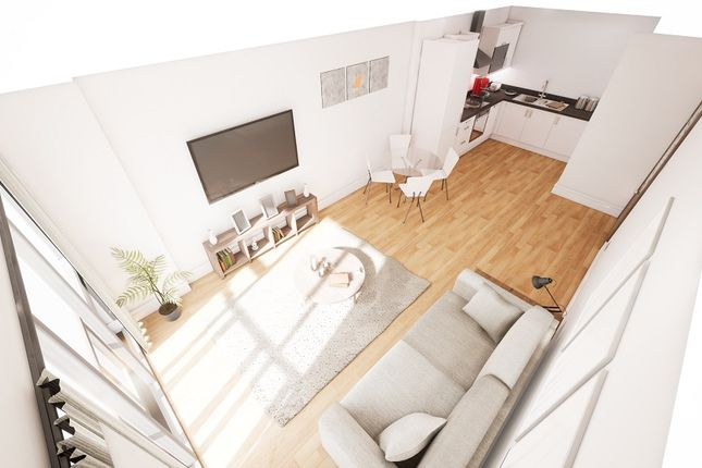 Thumbnail Penthouse for sale in High Street, Kings Heath, Birmingham