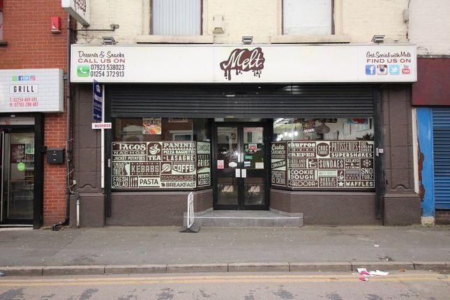 Restaurant/cafe for sale in Melt, Plane Street, Blackburn. Lancs