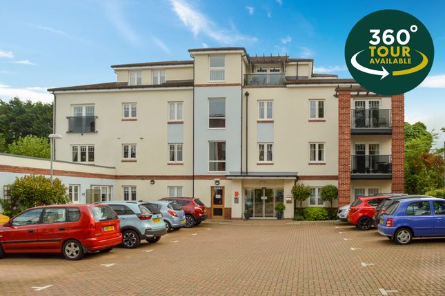 Thumbnail Flat for sale in Wolsey Court, Stoneygate, Leicester