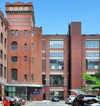 Thumbnail Office to let in White Studios, Templeton On The Green, Glasgow, City Of Glasgow