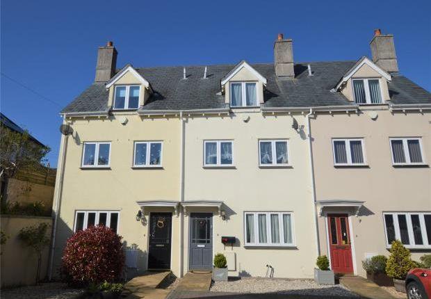 Terraced house for sale in Halfmoon Court, Plymouth Road, Buckfastleigh, Devon
