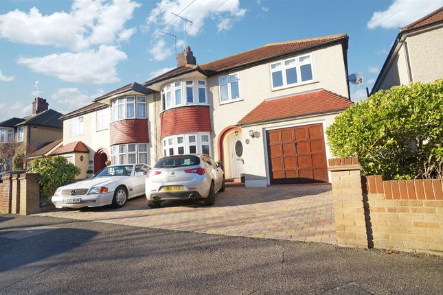 Thumbnail Semi-detached house for sale in Rosslyn Avenue, London