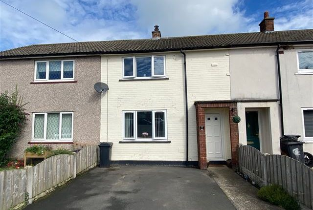 Thumbnail Terraced house for sale in Custy Steps, Great Orton, Carlisle, Cumbria