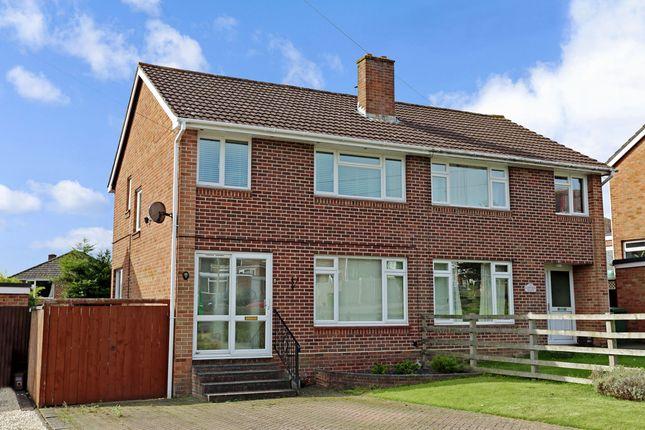 Thumbnail Semi-detached house for sale in Clifford Place, Fair Oak, Eastleigh