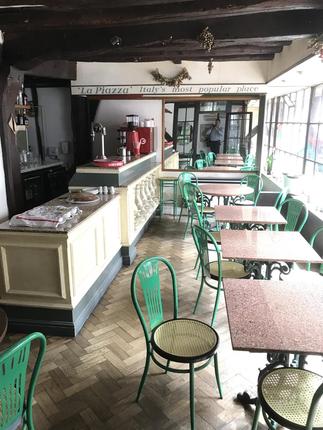 Thumbnail Restaurant/cafe for sale in Goodramgate, York