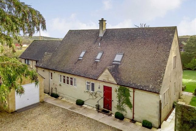 Thumbnail Detached house for sale in Main Road, Long Hanborough, Witney