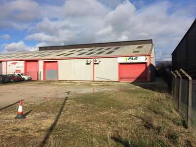Thumbnail Light industrial to let in Unit 19C And D Langthwaite Road, South Kirkby, Pontefract