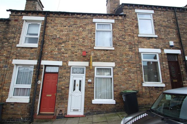 Thumbnail Terraced house to rent in Lockley Street, Hanley, Stoke-On-Trent