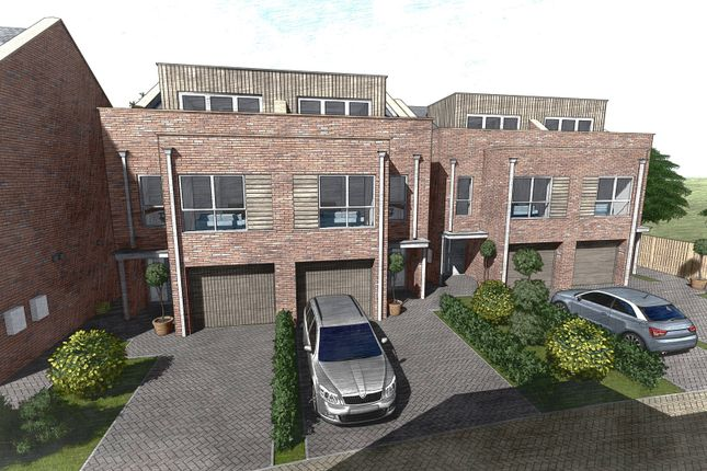Thumbnail Semi-detached house for sale in Plot 5, Coldhams Place, Cambridge