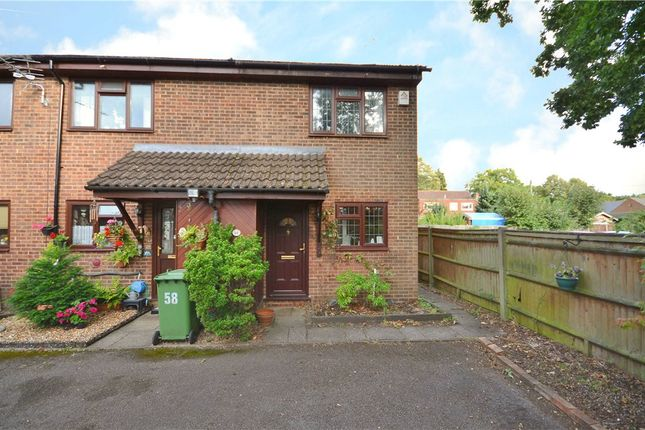Thumbnail End terrace house for sale in Victoria Road, Sandhurst, Berkshire