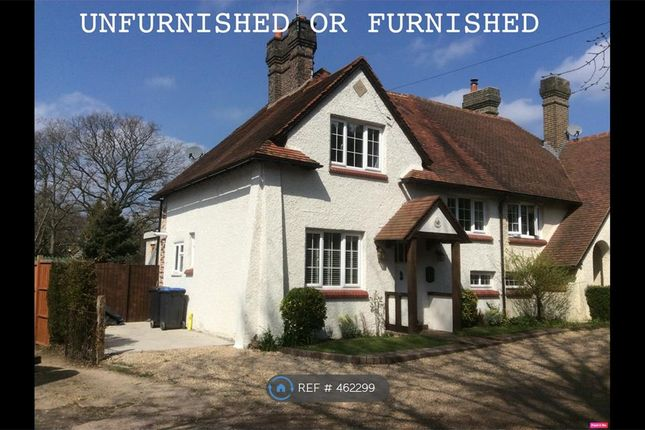 Thumbnail Semi-detached house to rent in Mill Cottages, East Grinstead