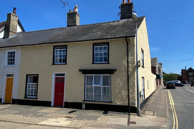3 bed end terrace house for sale in High Street, Needham Market, Ipswich IP6