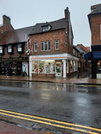 Thumbnail Retail premises to let in 43 Wood Street, Stratford-Upon-Avon, Warwickshire