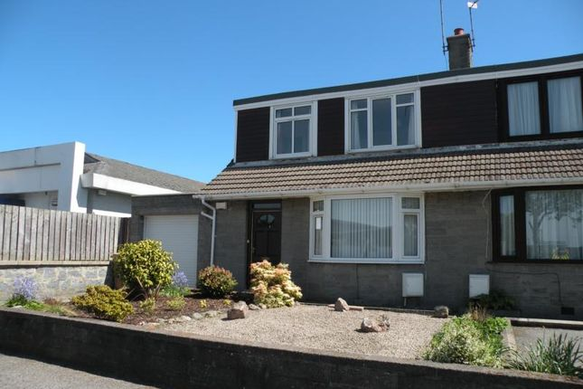 Thumbnail Semi-detached house to rent in North Anderson Drive, Aberdeen