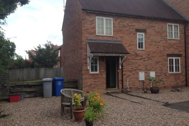 Thumbnail Property to rent in Birch Spinney, Mawsley Village, Kettering, Northamptonshire
