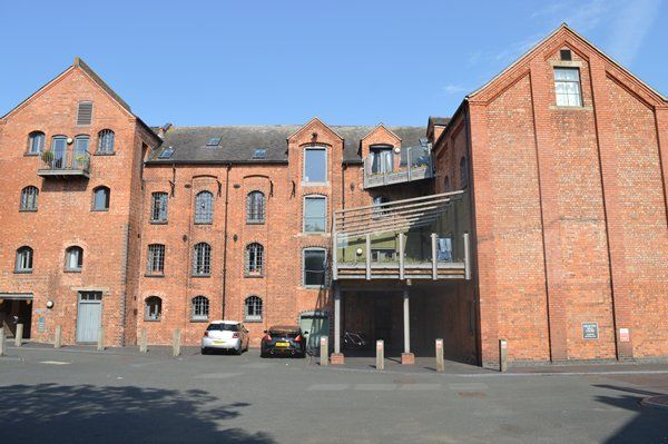 Thumbnail Flat to rent in Drayton Mill Court, Market Drayton