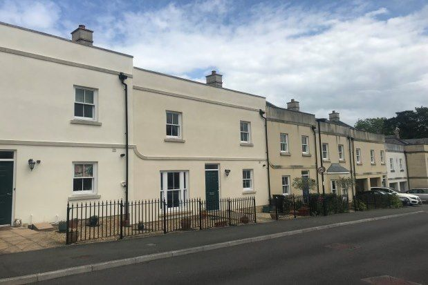 Thumbnail Property to rent in Eveleigh Avenue, Bath