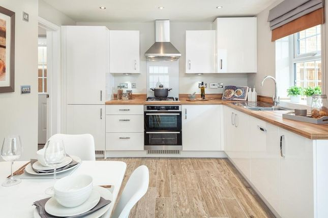 """Thumbnail Detached house for sale in """"Hadley"""" at Hill Corner Road, Chippenham"""