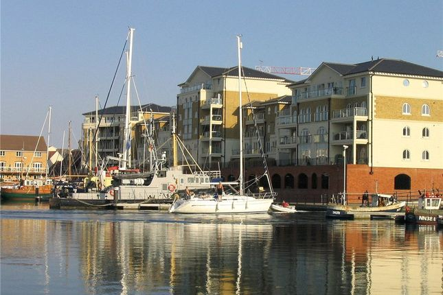Thumbnail Flat for sale in Hamilton Quay, Eastbourne, East Sussex