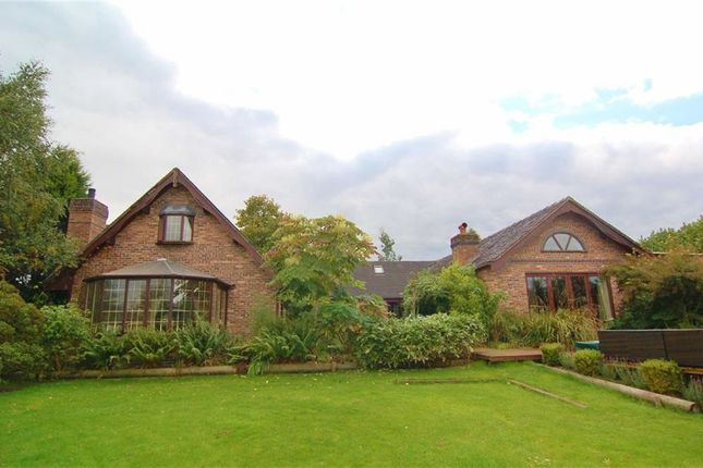 Thumbnail Detached house for sale in Meadowside, Knypersley, Stoke-On-Trent