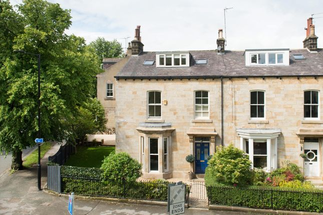 Thumbnail Semi-detached house for sale in Beech Grove, Harrogate, North Yorkshire