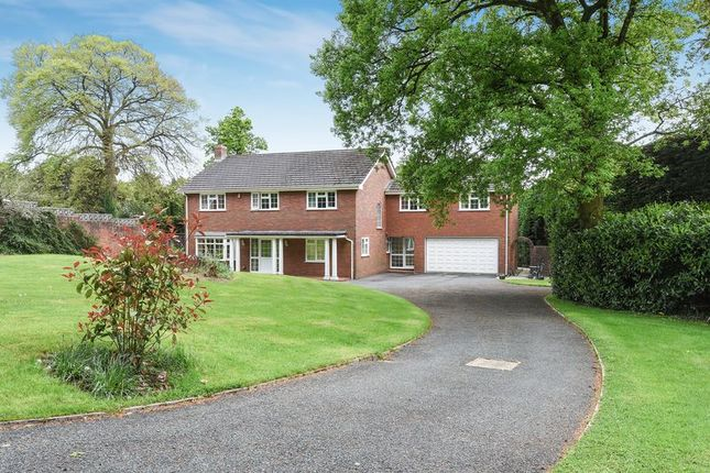 Thumbnail Detached house for sale in Caradon Close, Derriford, Plymouth