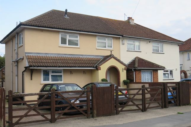 Thumbnail Semi-detached house for sale in Lanercost Road, Southmead, Bristol