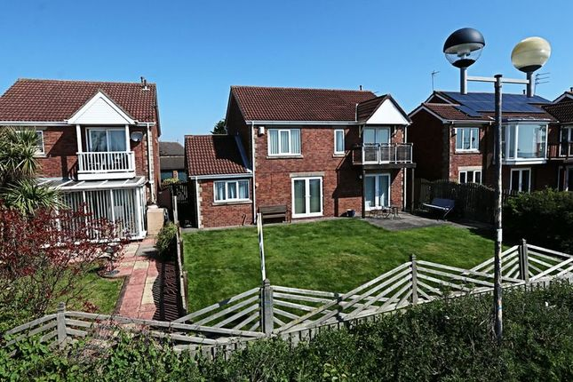 Thumbnail Detached house for sale in Pilots Way, Hull