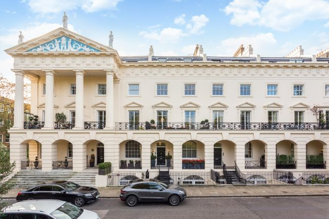Thumbnail Flat to rent in Hanover Terrace, London