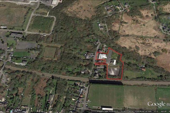 Thumbnail Land for sale in Roseland Road &, Waunarlwydd Rfc, Swansea, Swansea