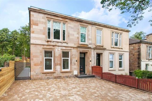 Thumbnail Semi-detached house to rent in Laurel Street, Glasgow