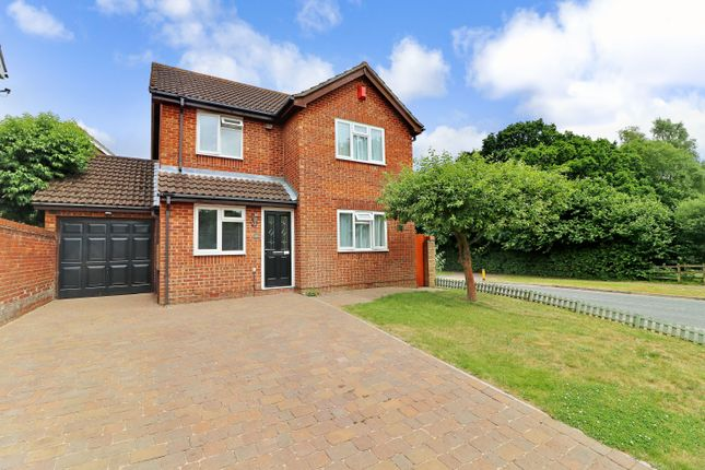 Thumbnail Detached house for sale in Gullycroft Mead, Hedge End, Southampton, Hampshire