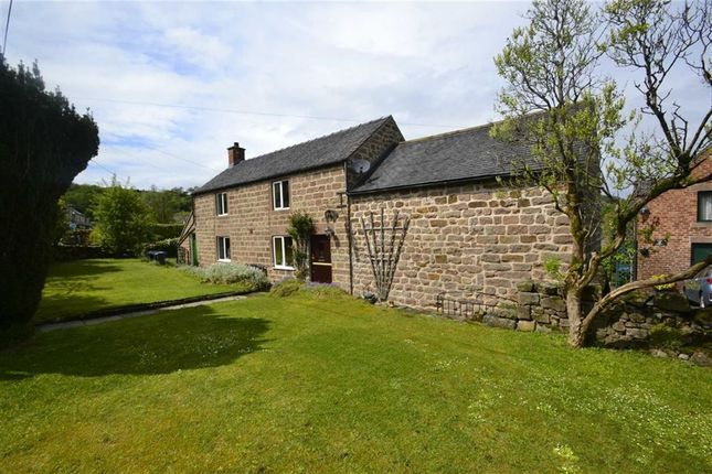 Thumbnail Farmhouse for sale in Barnwell Lane, Cromford, Matlock
