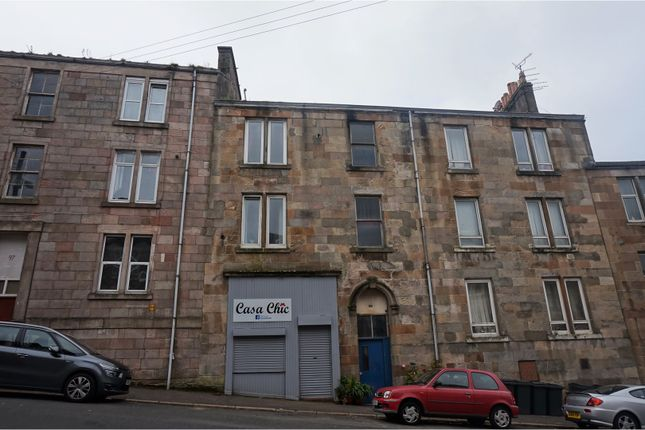 Thumbnail Flat to rent in Dempster Street, Greenock