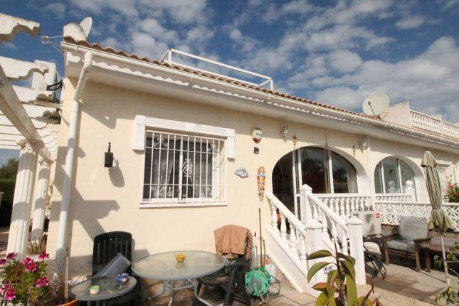 Thumbnail Semi-detached bungalow for sale in Calle Farah Diva, Benijófar, Alicante, Valencia, Spain