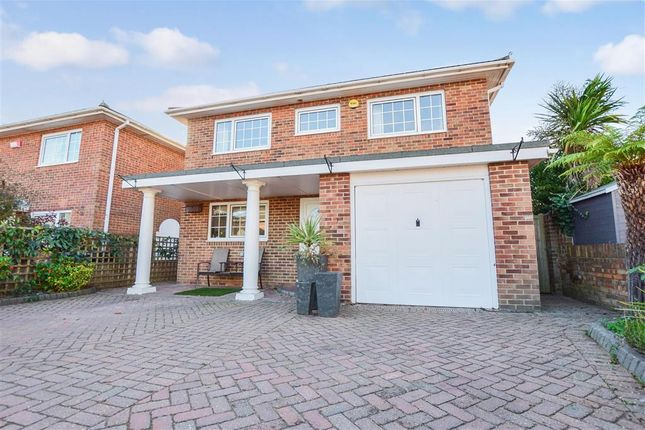 Thumbnail Detached house for sale in Walmer Way, Walmer, Deal, Kent