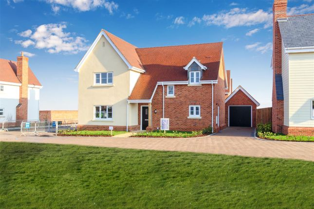 Thumbnail Detached house for sale in Rose, Plot 4 Latchingdon Park, Latchingdon, Essex