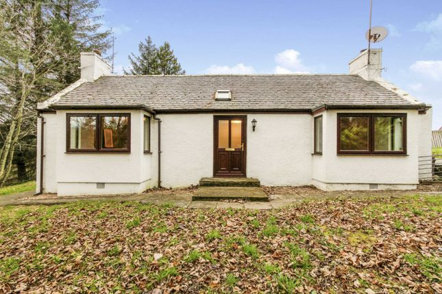 Thumbnail Bungalow for sale in Crooksmill, Keith