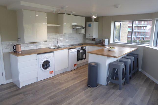Thumbnail Flat to rent in University Boulevard, Beeston