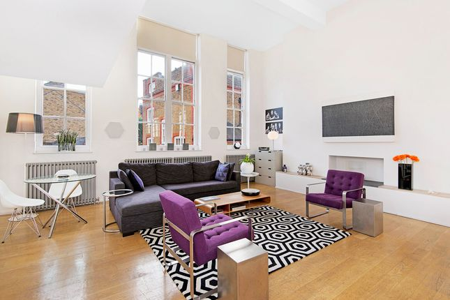 Thumbnail Property to rent in Amies Street, London