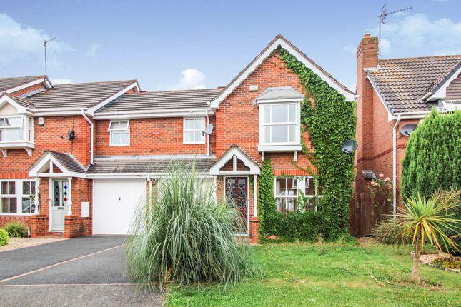 Thumbnail Link-detached house to rent in Bridgnorth Row, Berkeley Beverborne, Worcester