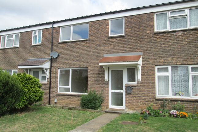 Thumbnail Terraced house to rent in Winston Crescent, Biggleswade