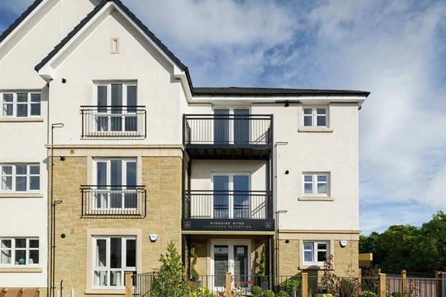 "1 bedroom flat for sale in ""Culross Apartment - Type B"" at Jardine Avenue, Falkirk"