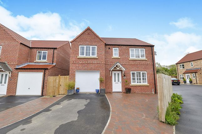 Thumbnail Detached house for sale in Evergreen Way, Norton, Malton