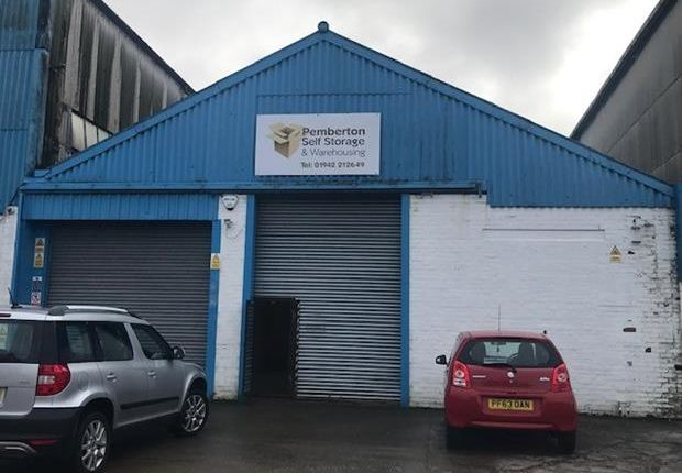 Thumbnail Light industrial for sale in Leopold Centre, Smethurst Rpad, Pemberton, Wigan, Lancashire