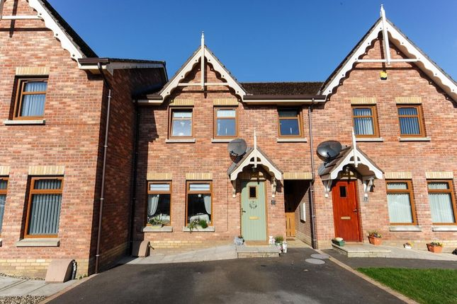 Thumbnail Terraced house for sale in River Hill Drive, Newtownards
