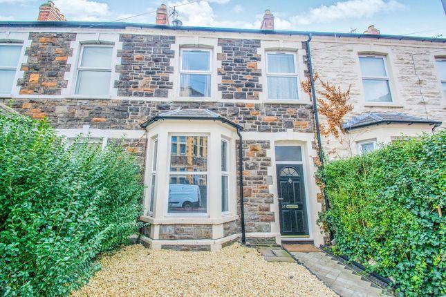 Thumbnail Property to rent in Longcross Street, Roath, Cardiff