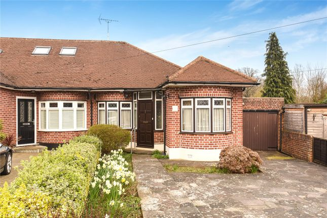 Thumbnail Semi-detached bungalow for sale in Coniston Gardens, Pinner, Middlesex