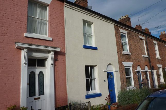 Thumbnail Terraced house to rent in Benyon Street, Shrewsbury